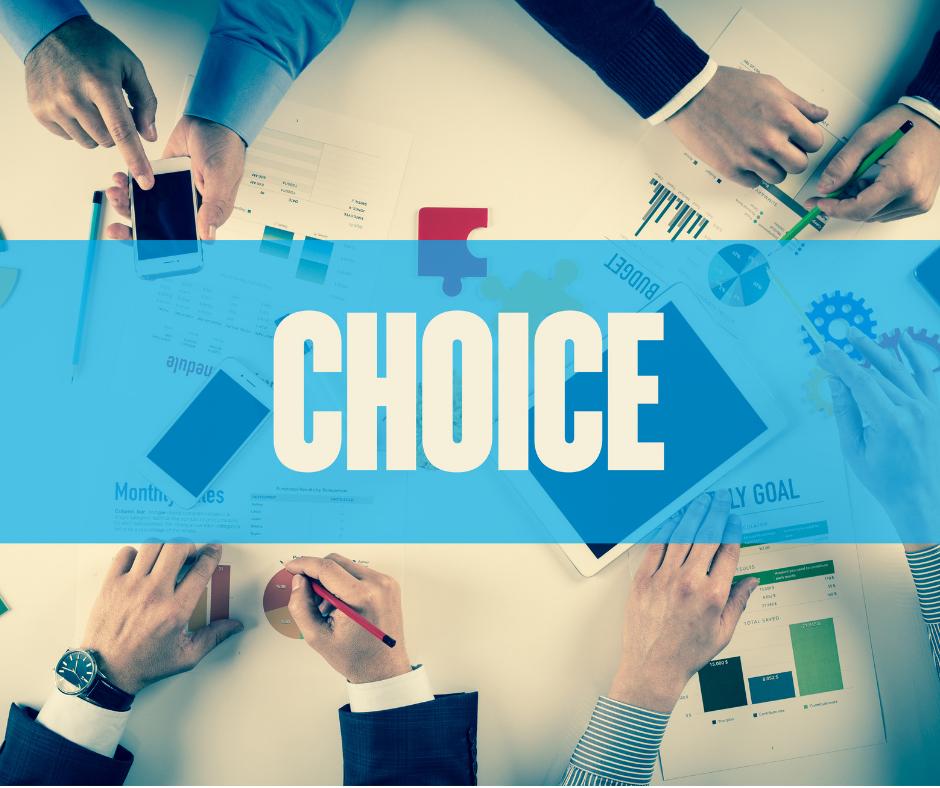 choice (3)